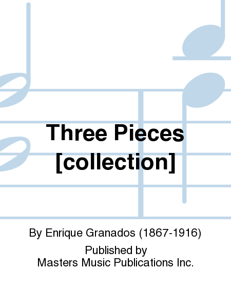 Three Pieces [collection]