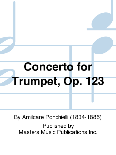 Concerto for Trumpet, Op. 123