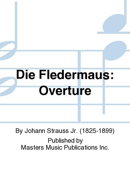 Die Fledermaus: Overture