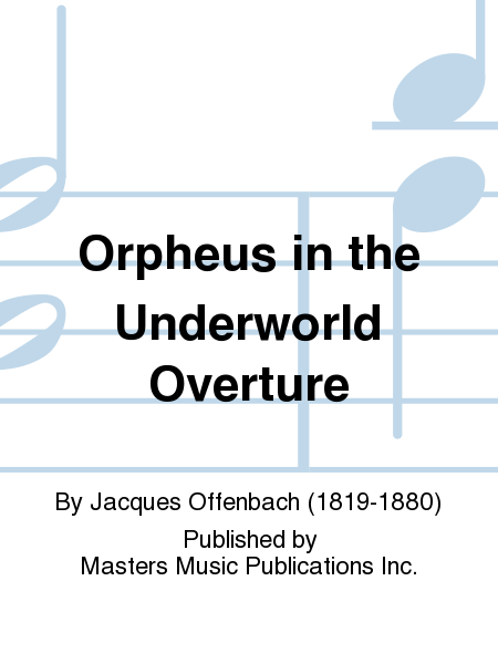 Orpheus in the Underworld Overture