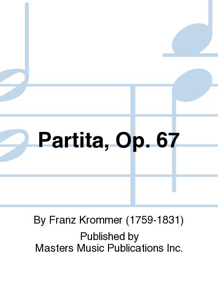 Partita, Op. 67