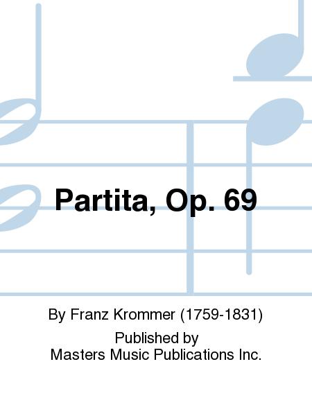 Partita, Op. 69