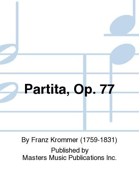 Partita, Op. 77