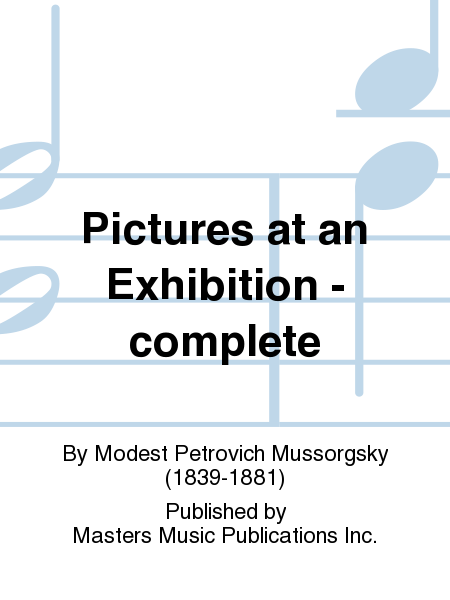 Pictures at an Exhibition - complete