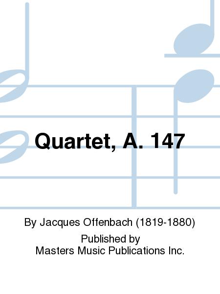 Quartet, A. 147