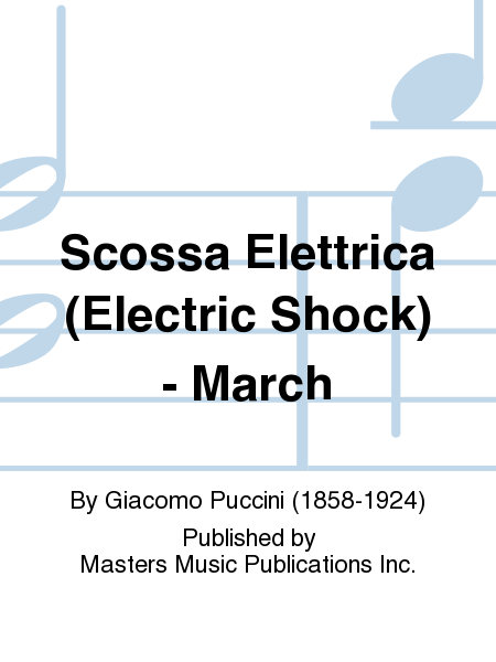 Scossa Elettrica (Electric Shock) - March