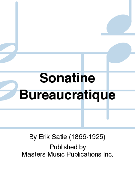Sonatine Bureaucratique