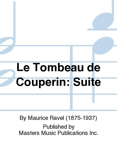 Le Tombeau de Couperin: Suite