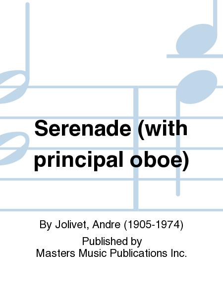 Serenade (with principal oboe)