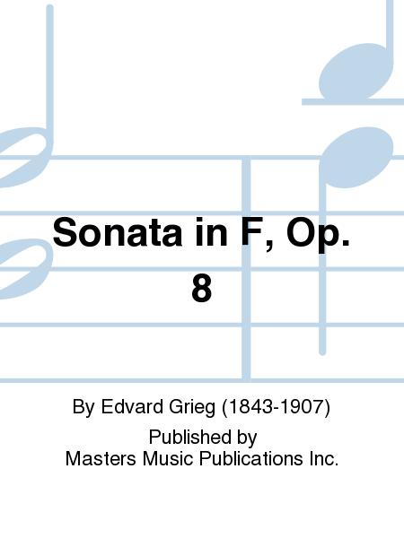 Sonata in F, Op. 8