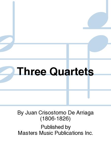 Three Quartets