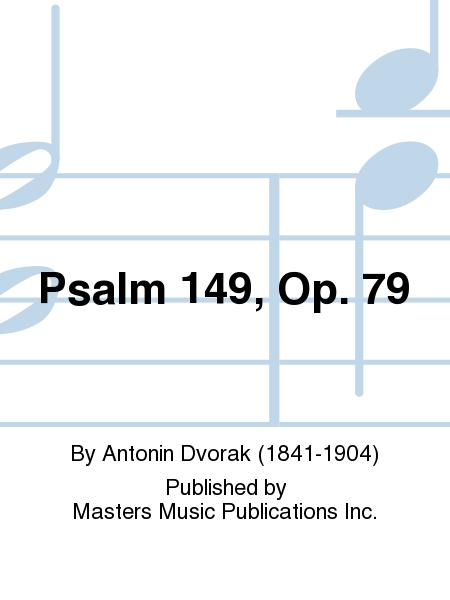 Psalm 149, Op. 79