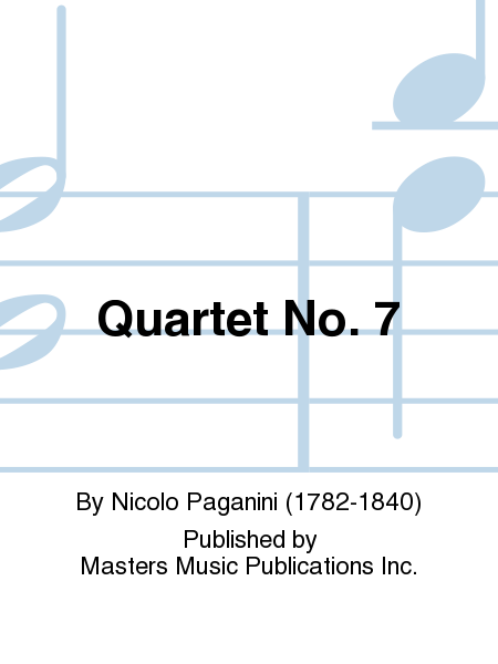 Quartet No. 7