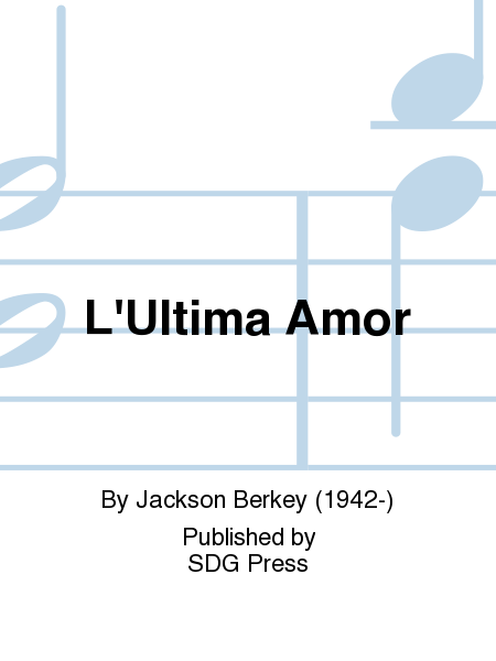 L'Ultima Amor