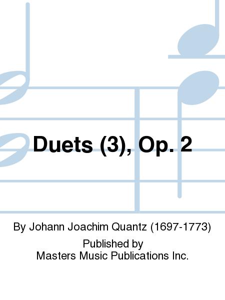 Duets (3), Op. 2