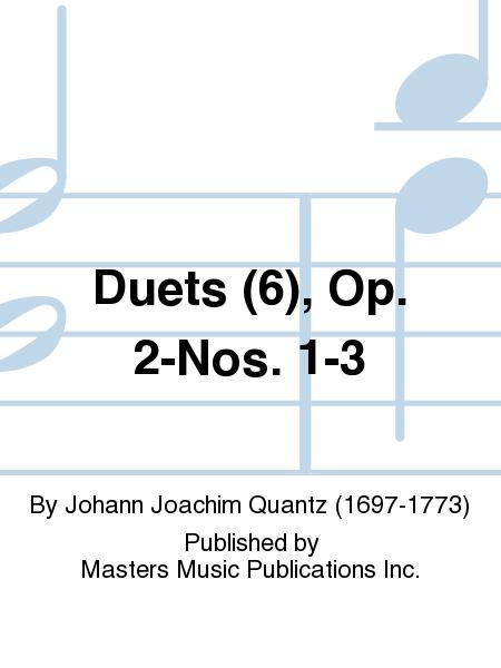 Duets (6), Op. 2-Nos. 1-3