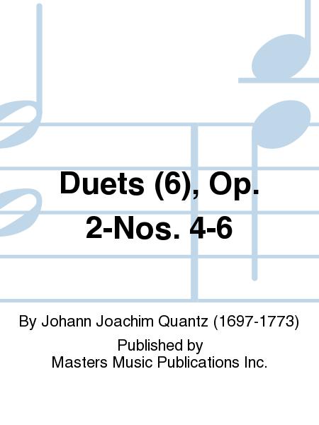 Duets (6), Op. 2-Nos. 4-6