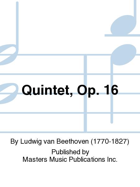 Quintet, Op. 16