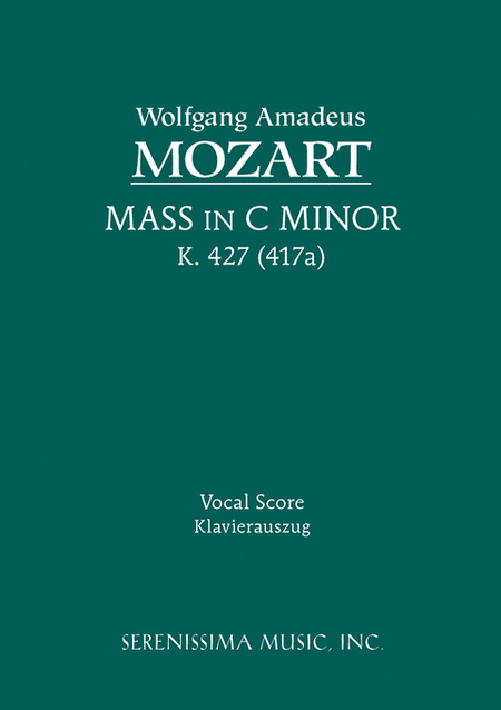 Mass in C minor, K. 427 (417a)