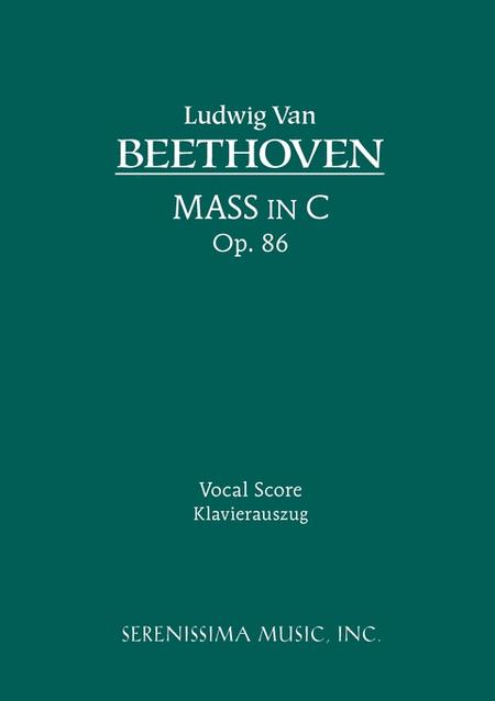 Mass in C, Op. 86