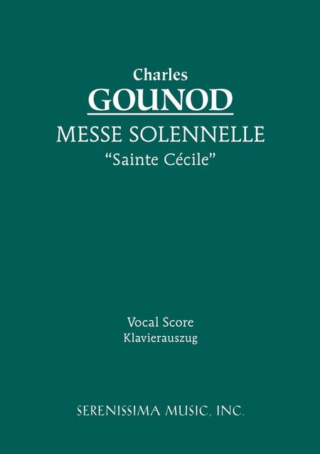 Messe Solennelle de Ste. Cecile