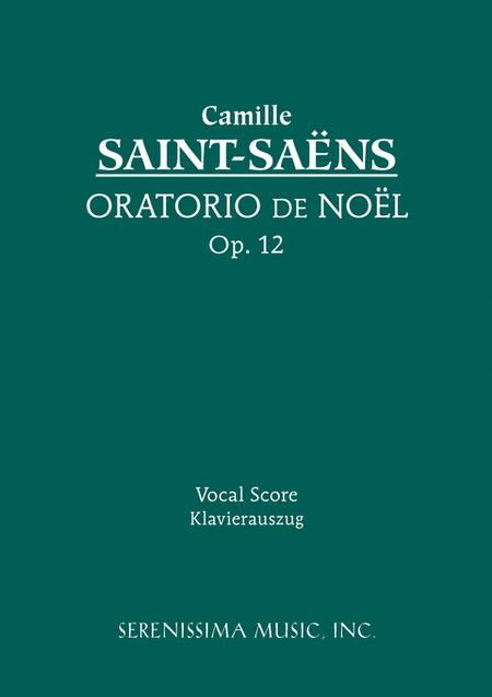 Oratorio de Noel, Op. 12