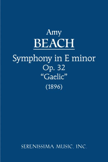 Symphony in E-minor, Op. 32