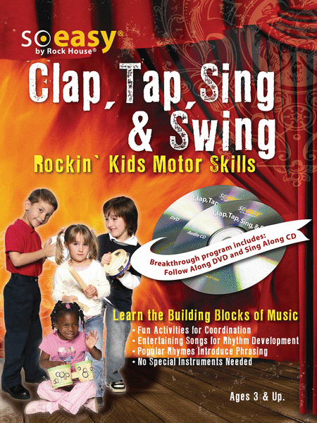 Rock House - Clap, Tap, Sing & Swing
