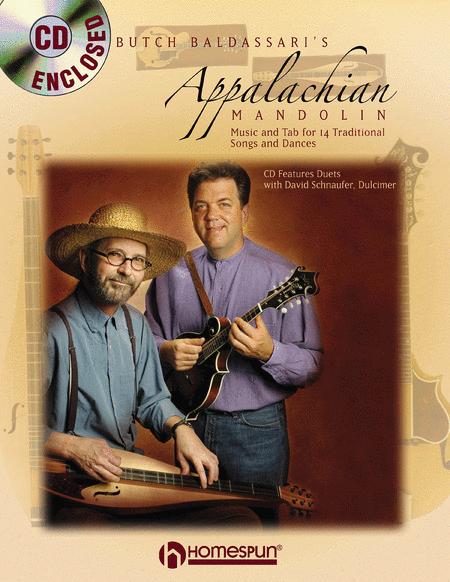 Butch Baldassari's Appalachian Mandolin