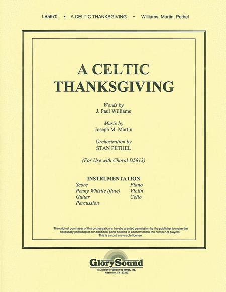 A Celtic Thanksgiving