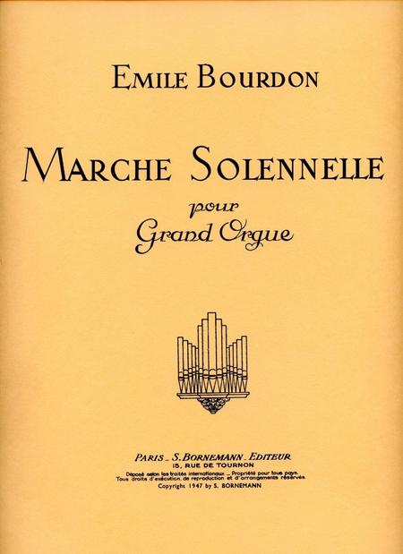 Marche Solennelle - Orgue
