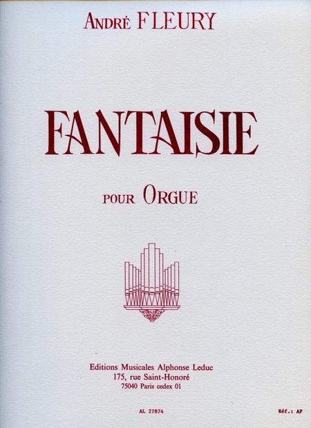 Fantaisie - Orgue