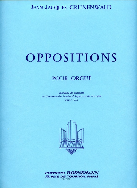 Oppositions - Orgue