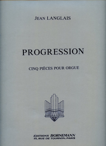 Progression - Orgue