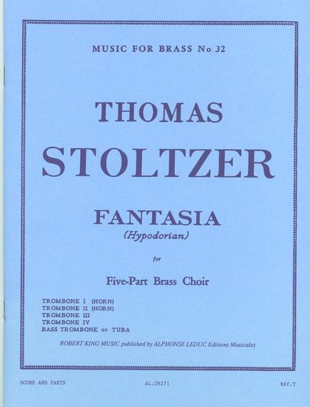 Fantasia - Brass Quintet