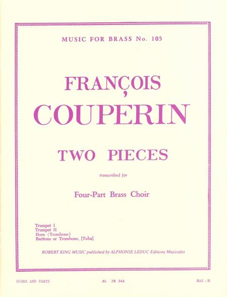 2 Pieces - Brass Quartet