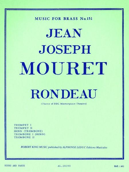 Rondeau - Brass Quintet
