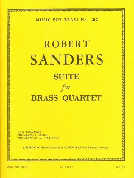 Suite - Brass Quintet