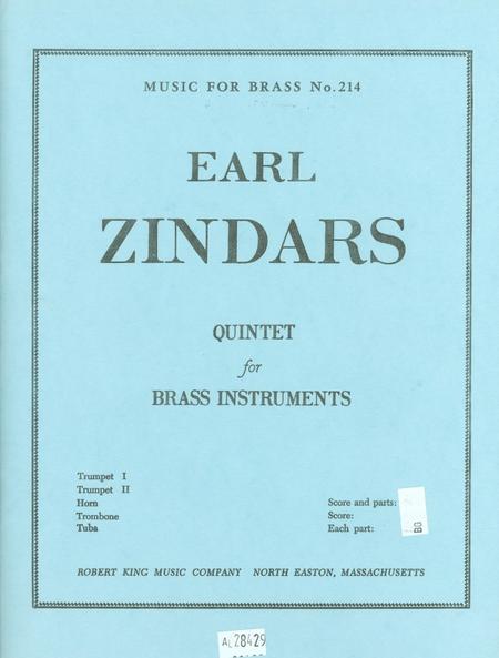 Quintet - Brass Quintet