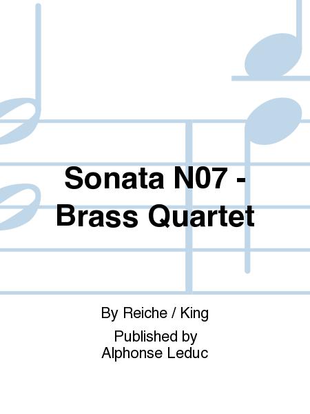 Sonata N07 - Brass Quartet