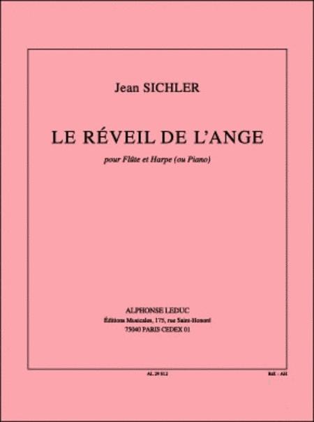 Reveil de L'Ange - Flute et Harpe ou Piano
