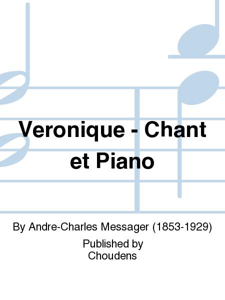 Veronique - Chant et Piano