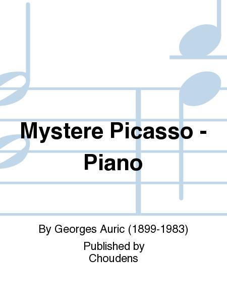 Mystere Picasso - Piano