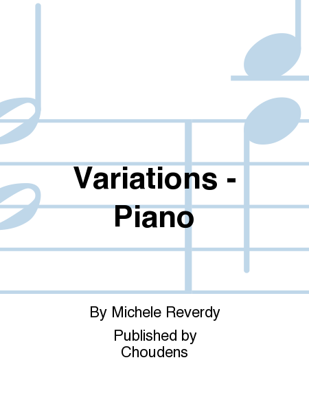 Variations - Piano