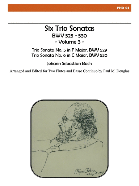 Six Trio Sonates, Vol. III