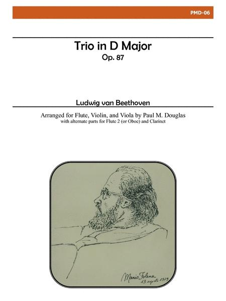 Trio in D Major, Op. 87