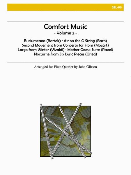 Comfort Music, Volume 2