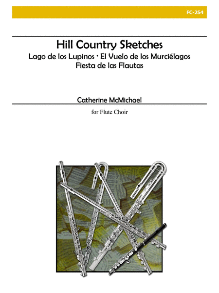 Hill Country Sketches