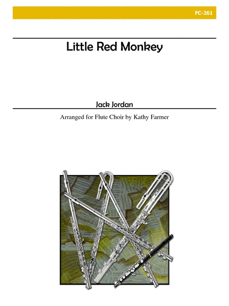 Little Red Monkey (Flute Choir)