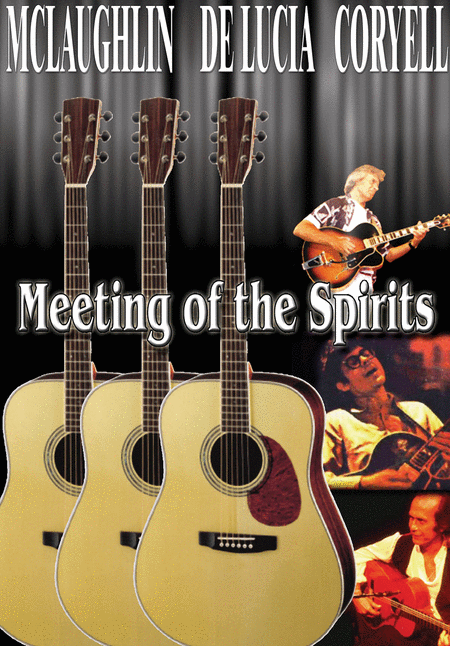 McLaughlin, Delucia, Coryell - Meeting of the Spirits
